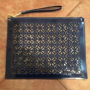 Tory Burch wrist bag cosmetic bag pouch